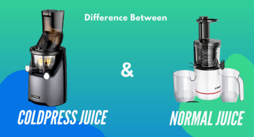 Cold Press Juice Vs Normal Juice